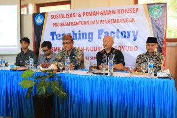 Sosialisasi Teaching Factory