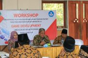 Workshop dan Pendampingan Game Development tahun 2019